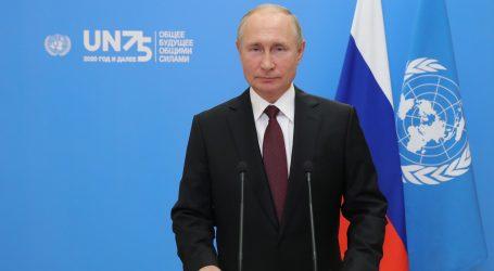 Putin želi snažniji WHO, predlaže konferenciju o cjepivu protiv koronavirusa