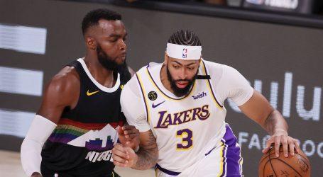 NBA: Lakersi poveli 3:1 protiv Denvera