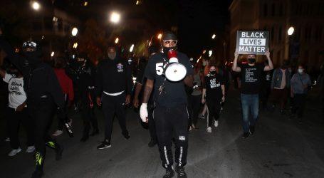 Slučaj Breonne Taylor: Druga noć prosvjeda protiv rasizma u Louisvilleu