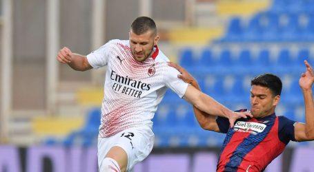Pioli otkrio koliko je ozbiljna ozljeda Ante Rebića