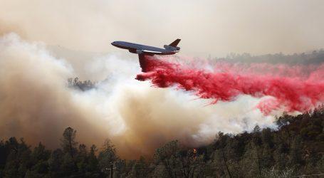 Troje poginulih i tisuće evakuiranih u požarima u Kaliforniji