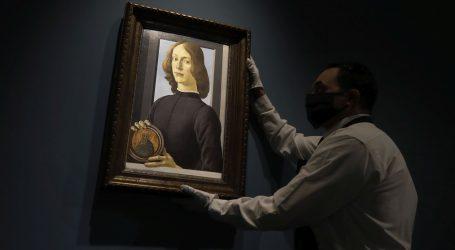 Botticellijeva slika mogla bi biti prodana za 80 milijuna dolara