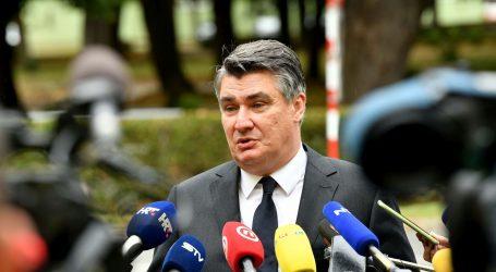 "'Diplomatska berba': Milanović: ""Orešković i Puljak su kao Thelma i Louise, samodopadne narikače"""