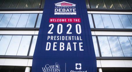Trump i Biden stigli u Cleveland na prvu debatu uoči izbora