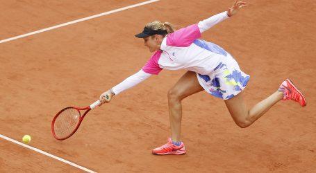 Roland Garros: Poraz Donne Vekić