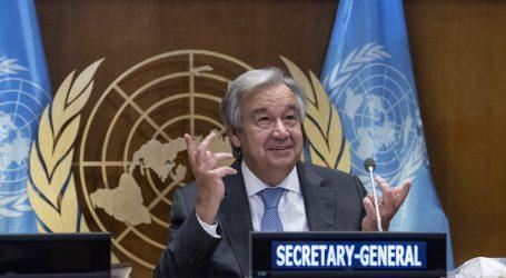 """Guterres: """"Zakazali smo u zaštiti planeta, sadašnji sustav teži uništenju"""""""