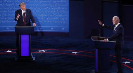 'Hoćeš li više ušutiti, čovječe?': Raspravu kandidata za američkog predsjednika obilježile uvrede