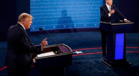 """Biden: Trumpovo ponašanje u debati je """"nacionalna sramota"""""""