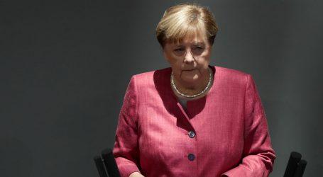 """Merkel: """"Oprez popušta, svi bi rado opet bili bezbrižni, to primjećujem i na sebi"""""""
