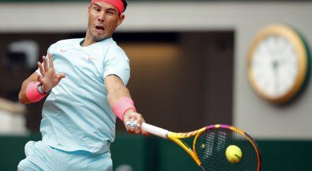 Roland Garros: Nadal poklonio tek četiri gema