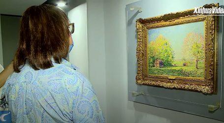 Europska umjetnička izložba napokon postavljena u Kairu