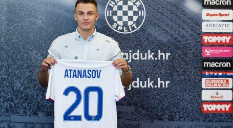 Mladi reprezentativac Sjeverne Makedonije potpisao za Hajduk
