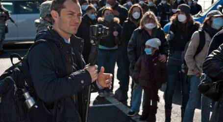 """Prije 10 godina, na snimanju filma """"Zaraza"""" najavili su nam pandemiju, kaže Jude Law"""