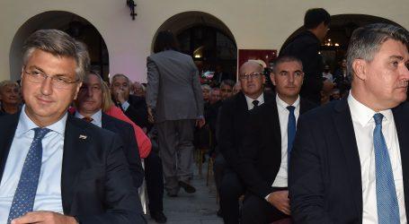 Predsjednik Milanović aktivan na Fejsu, nakon isprike, uputio još jednu poruku Plenkoviću