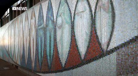 Otok Tasmanija će očuvati ulično umjetničko djelo Georgea Davisa