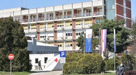 Na bolovanju je medicinska sestra koja je bila uz preminulog u Čakovcu