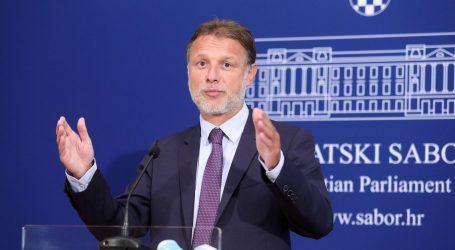 Jandroković kaže da 'nema spoznaja' o nestaloj memorijskoj kartici