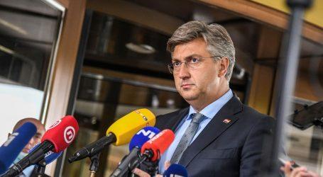 Plenković najavio nove mjere za poduzetnike i radnike