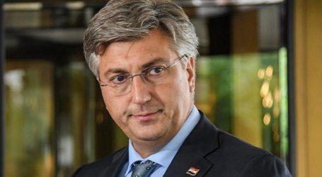Plenković zagovara konsenzus o Zakonu o obnovi Zagreba
