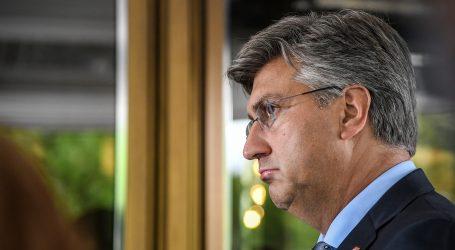 """Plenković: """"Predsjednik očito ima neki problem i onda se svaki puta počne baviti drugim dužnosnicima"""""""