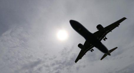 Avioni Croatia Airlinesa danas će letjeti niže nego inače zbog školovanja pilota