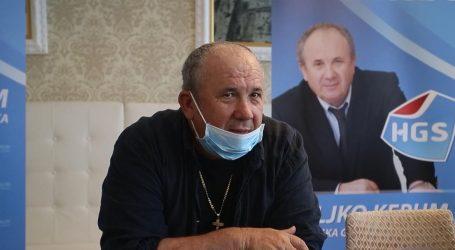 Kerumov HGS bojkotirao sjednice Gradskog vijeća