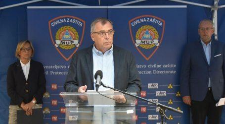 Stožer: Imamo 135 novih slučajeva, preminule su tri osobe