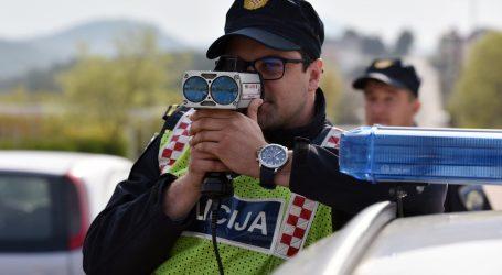 MUP: Tijekom vikenda 3983 prometna prekršaja, najviše ih se odnosi na alkohol i prebrze vožnje