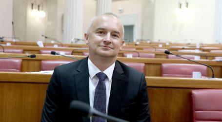 "Vinko Grgić: ""Zbunjen sam, ne znam o čemu se radi, doznao sam iz medija"""