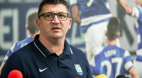 Alen Petrović se razišao s Osijekom