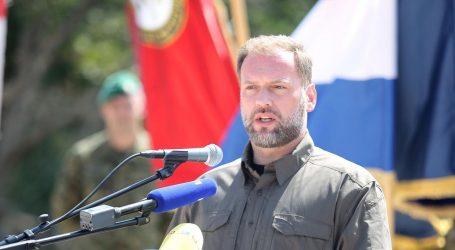 """Banožić demantirao vijest o američkim avionima: """"Ta je objava neozbiljna"""""""