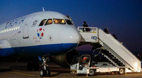 Croatia Airlines u listopadu povezuje Hrvatsku sa 15 europskih odredišta