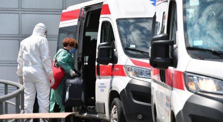 SRBIJA: 72 novozaraženih, jedna osoba umrla