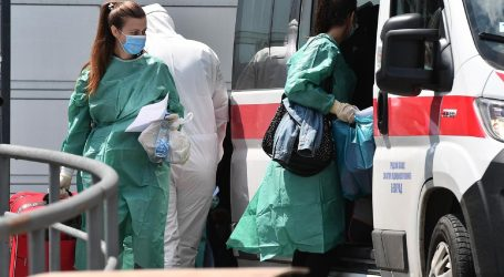 SRBIJA: Dvoje umrlo; manje testiranih, više zaraženih