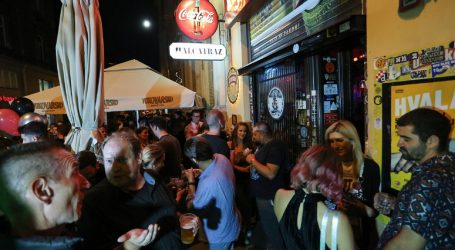Isteklo ograničenje rada barovima i noćnim klubovima