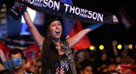 SLOVENIJA: Ljevica protiv ministra koji je dopustio Thompsonov koncert