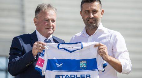 """Bjelica: """"Želja je dovesti u Osijek Ligu prvaka"""""""