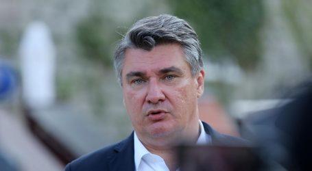 Milanović optužio Božinovića da je znao sve o istrazi i utjecao na njezin tijek