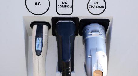 EKO VOŽNJA: HEP u Splitu postavio 200. punionicu za električna vozila
