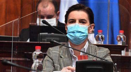 """Brnabić: """"Sporazum je kreativan način da se okrenete budućnosti, a da ne priznate takozvanu Republiku Kosovo"""""""