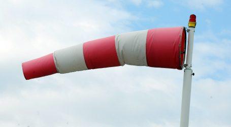HAK: Jak Vjetar otežava promet na autocesti A1 i A6