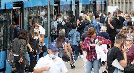 Šef civilne zaštite Zadra tvrdi da je javni prijevoz veći problem od klubova