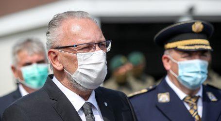 Božinović o odluci Ustavnog suda, ali i epidemiološkim mjerama u školama