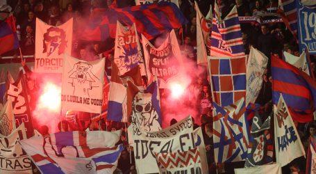 Torcida uoči derbija posjetila trening Hajduka