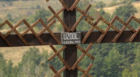 U Uzdolu kod Prozora u BiH obilježena 27. godišnjica ubojstva 41 Hrvata