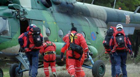 HGSS spasio alpinisticu na Velebitu