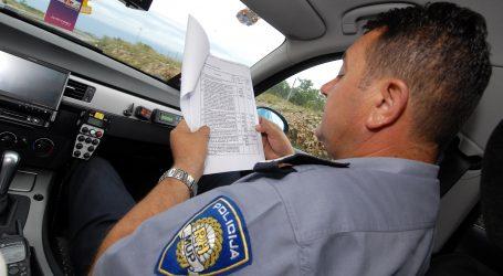 Bivši nogometaš Zadra i Rijeke bježao policiji s preko 200 km/h, u autu imao kokain