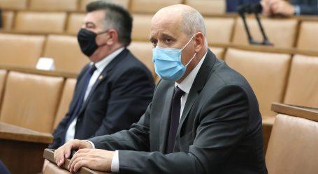 """Bačić: """"Odluka Ustavnog suda pokazala da smo ispravno postupili"""""""
