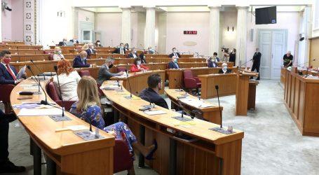 SABOR: Prihvaćeno 48, od 183 amandmana na Zakon o obnovi