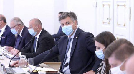 """Plenković o uhićenjima: """"Svako tko se utvrdi da je kriv će odgovarati"""""""